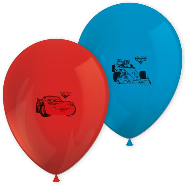 Тематични балони Макуин (McQueen)