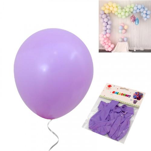 Латексови балони МАКАРОН джъмбо 22