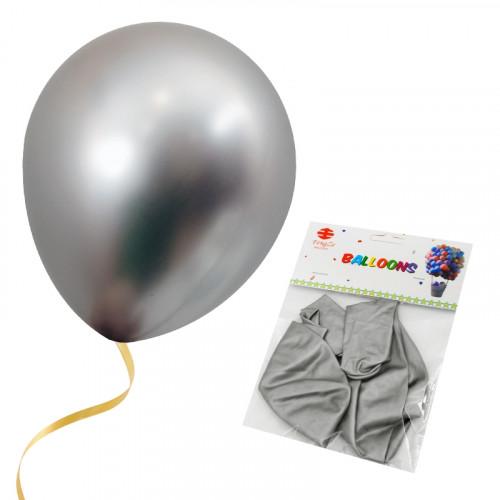Балони ХРОМ джъмбо 6