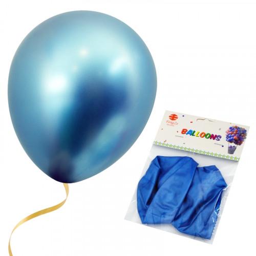 Балони ХРОМ джъмбо 10