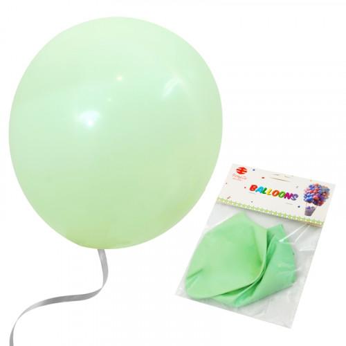 Латексови балони МАКАРОН джъмбо 5