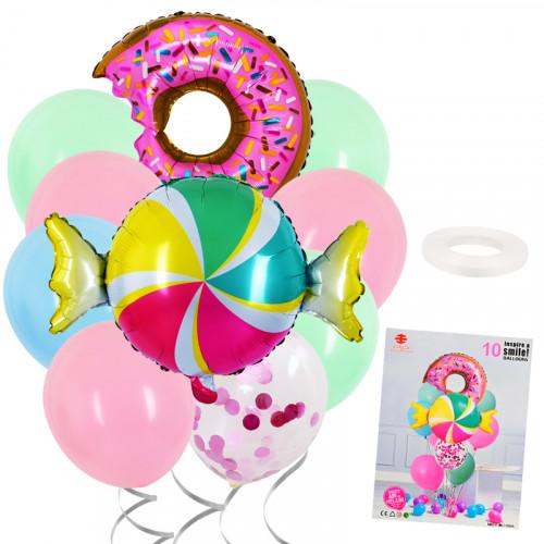 Комплект балони CANDY