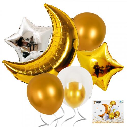 Комплект балони ЛУНА+ЗВЕЗДИ