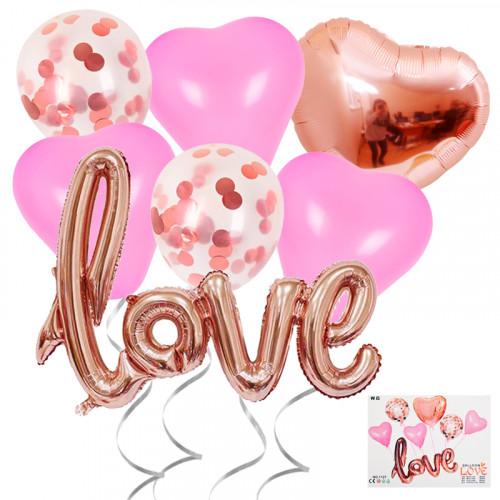 Комплект балони LOVE