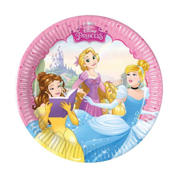 Парти чинийки Принцеси