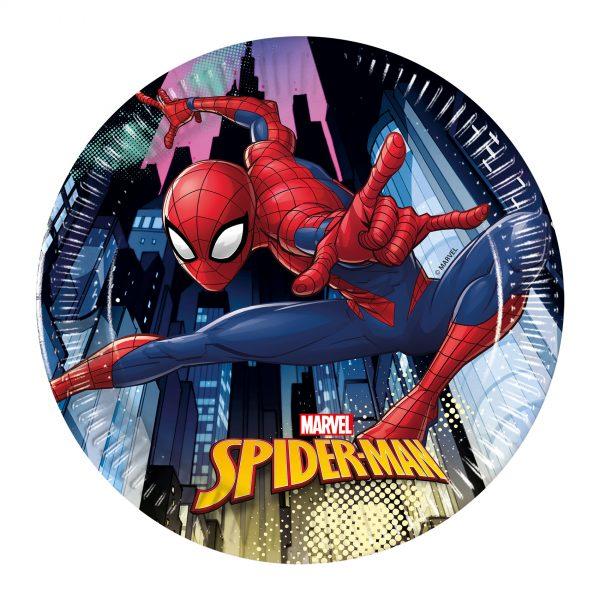 Парти чинийки Спайдърмен (Spiderman)