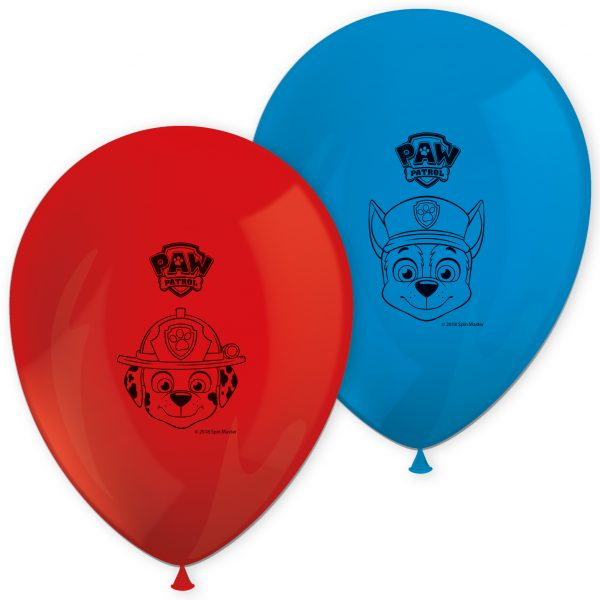 Тематични балони Пес Патрул (Paw Patrol)
