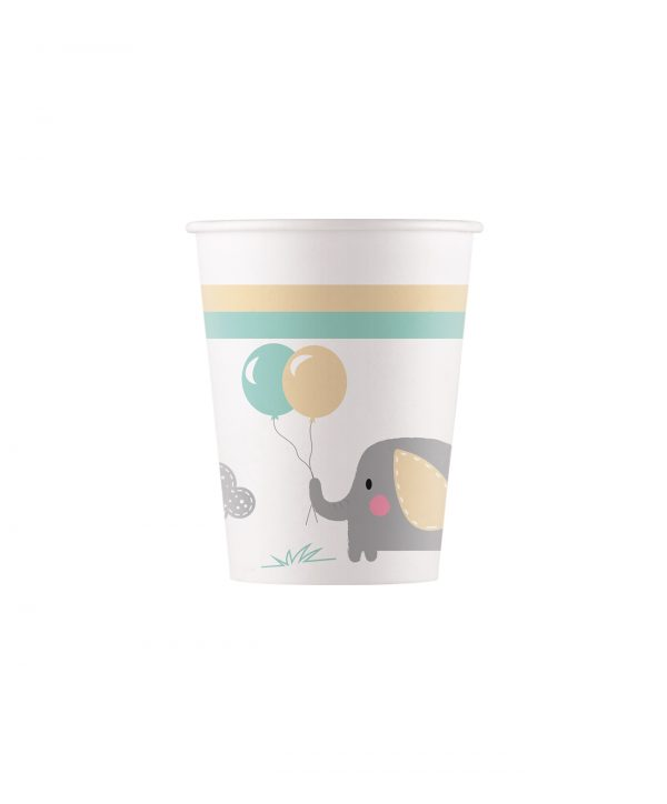 Парти чашки Слончета
