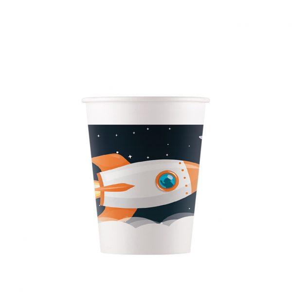Парти чашки Космос