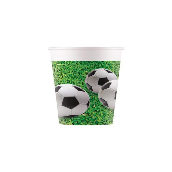 Парти чашки Футбол