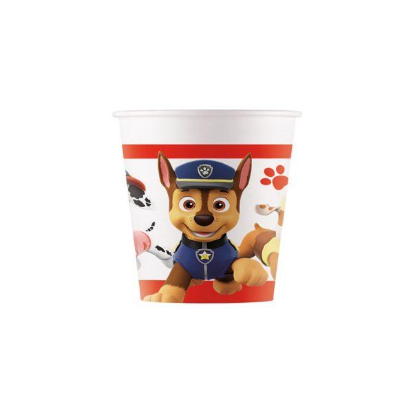 Парти чашки Пес Патрул (Paw Patrol)