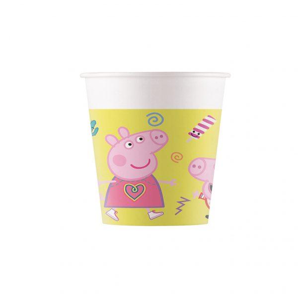 Парти чашки Прасето Пепа