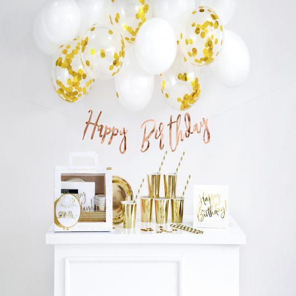 Парти сет Честит Рожден Ден