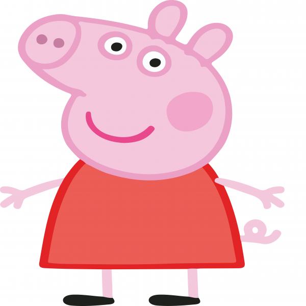Фигура Peppa Pig