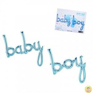 Фолиев надпис BABY BOY