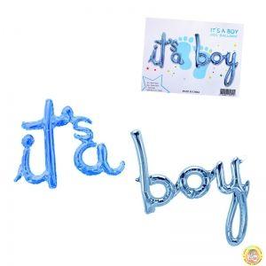 Фолиев надпис It's a boy