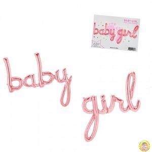 Фолиев надпис BABY GIRL