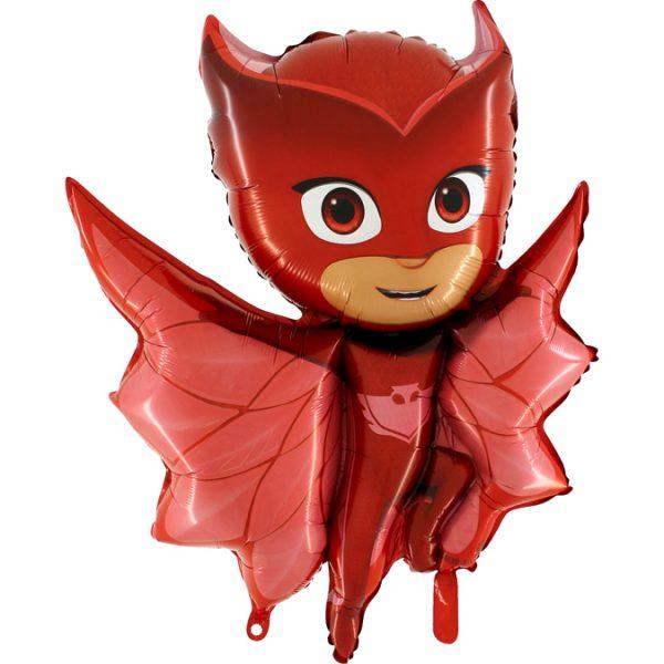 Фолиев балон PJ Masks Owlette