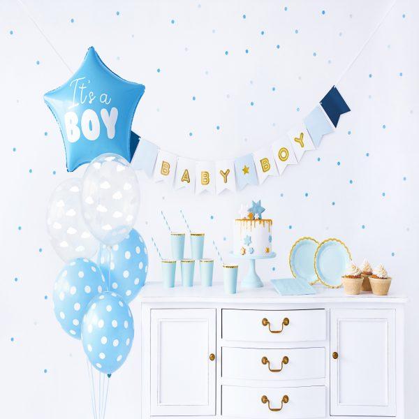 Парти сет Момче е-It's a boy